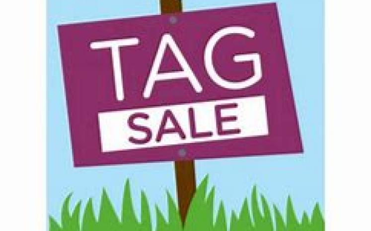 Tag Sale Permit - purchase at Selectboard's Office